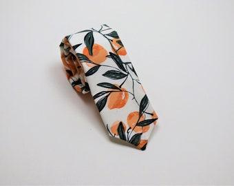 Apricot Necktie