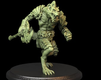 Tytan Troll Miniatures - Monster - Gnoll Marauder