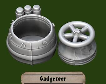 Mythic Dice Box - Gadgeteer