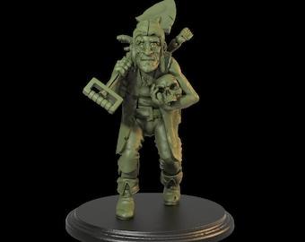 Grave Keeper - Tytan Troll NPC