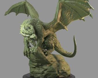 Tytan Troll Miniatures - Dragon