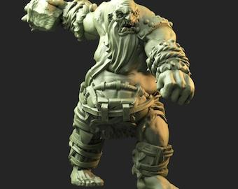 Tytan Troll Miniatures - Monster - Ogre