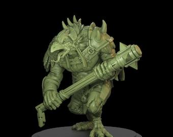 Tytan Troll Miniatures - Kenku Leader