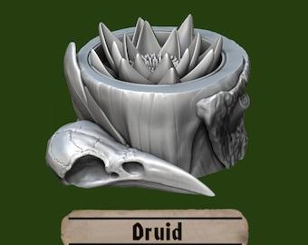 Mythic Dice Box - Druid