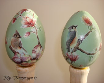 Easter Baskets With Daffodils Chicks /& Eggs 3d Decoupage Sheet