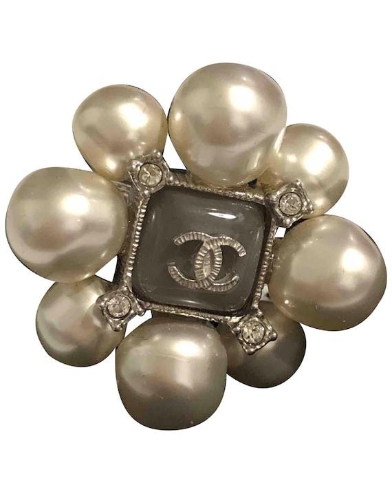 Baroque Chanel ring