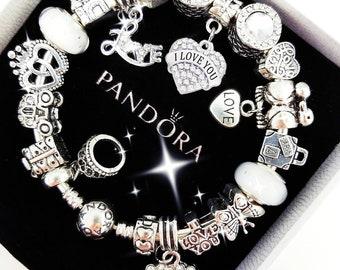 Charms For Pandora Bracelet Etsy