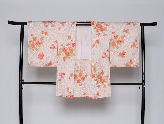 Haori / kimono robe / vintage Japanese kimono / ca