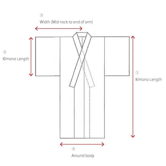 Furisode Kimono, Wedding Kimono, Japanese Kimono … - image 7