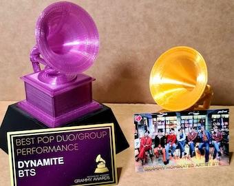 BTS Grammy Nomination