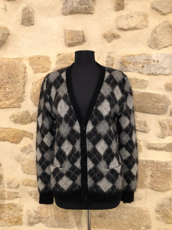 Yves Saint Laurent wool jacket
