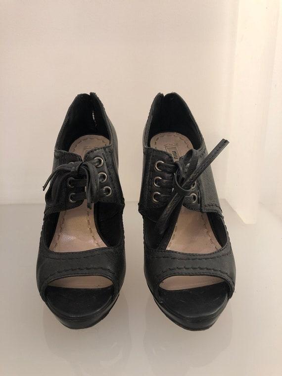 Miu Miu heeled shoes