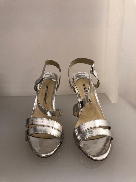 Manolo Blahnik heeled shoes