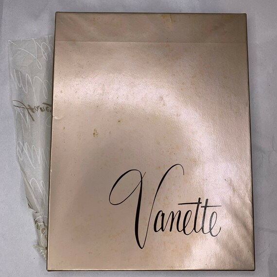 Vtg 3 Vanette Stretch 152 Gypsy Tall  Stockings