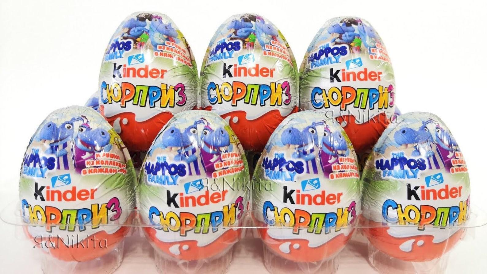 original kinder surprise milk chocolate
