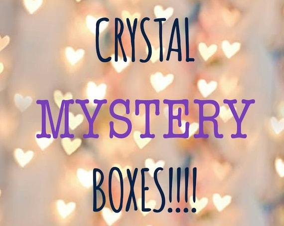 Crystal Mystery Box!