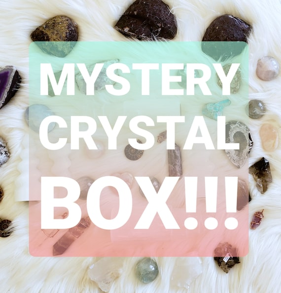 Crystal Mystery Box!