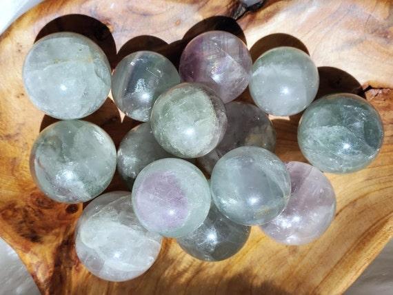 Fluorite Sphere | Varied Options