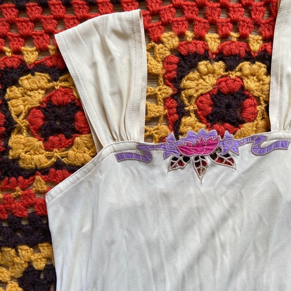 Vintage tiered dress - image 1