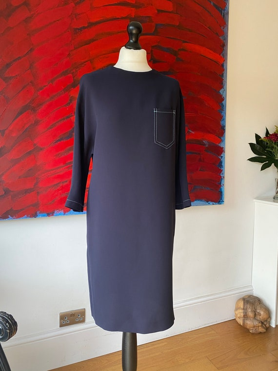 JAEGER retro dress size 10 BNWT, vintage