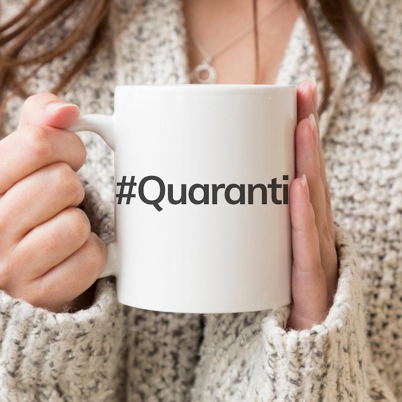 Quarantine Cup COVID-19 2020 image 0