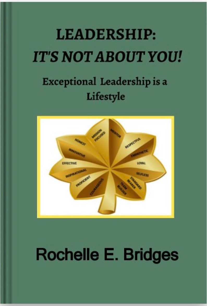 Leadership: Its Not About You Exceptional Leadership is a image 0
