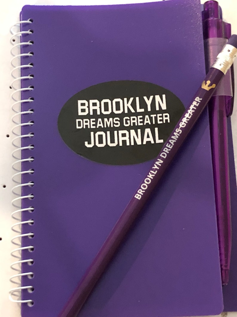 Brooklyn Dreams Greater Journal image 0