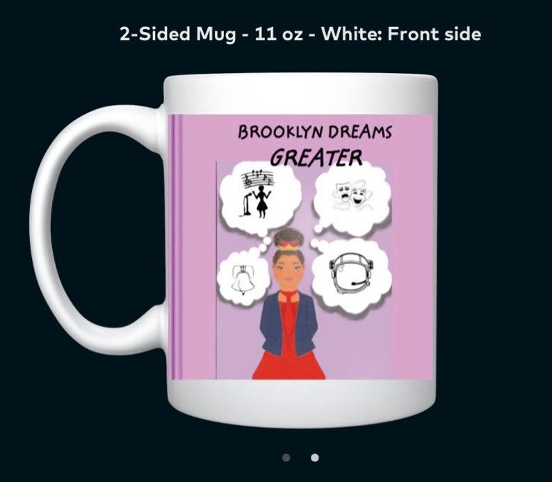 Brooklyn Dreams Greater Mug image 0
