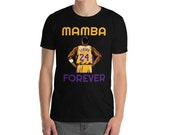 Los Angeles LEGEND Mamba Forever Short-Sleeve Unisex T-Shirt