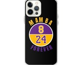 Los Angeles Mamba 8 24 Forever Kobe iPhone Case Iphone pro, iphone pro max, 11, 12