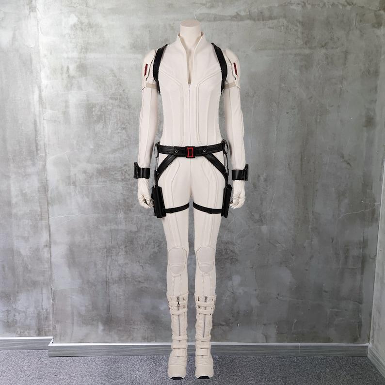 Black Widow Costume Cosplay Suit