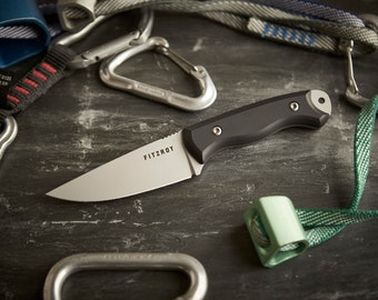 FITZROY FIELD KNIFE N690, Outdoors, edc, bushcraft, Survival & hunting
