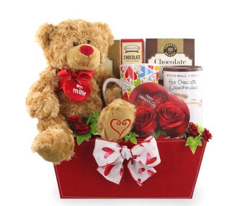 Sweetheart Gift Basket Idea