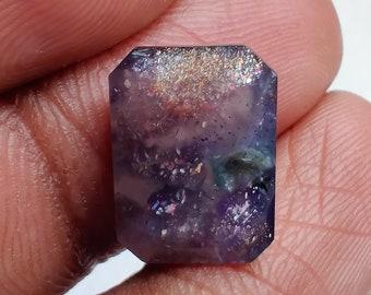 iolite Sunstone 19.5 Cts Fancy Shape iolite Sunstone Gemstone,Cabochon,Top Quality iolite Loose Gemstone 100/% Natural AAA Rare 26x12x5mm