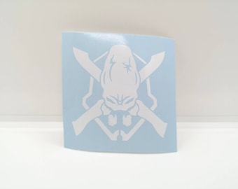 Halo Legendary Decal Sticker Vinyl