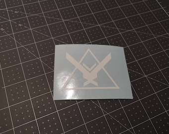 Halo Noble Team Decal Sticker Vinyl