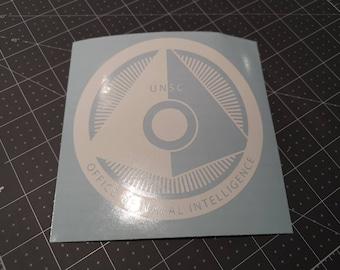 Halo ONI Decal Sticker Vinyl