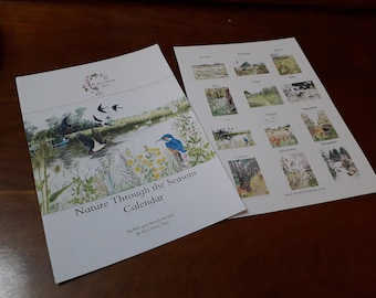 Linear Montessori Perpetual Calendar - PDF