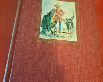 Beautiful 1945 Edition of Grimm's Fairy Tales