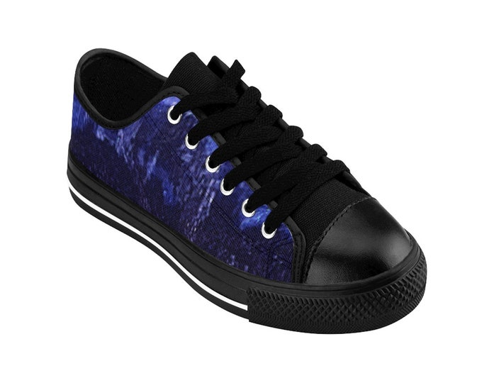 Women's Sneakers Blue Opal