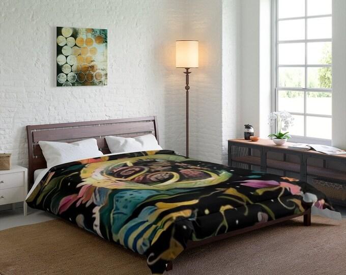 Comforter The Most Beautiful Koru Fern