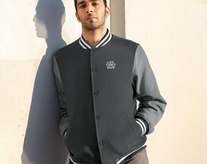 Men's Varsity Jacket VICTORIOUS