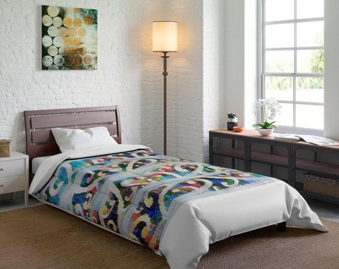 Comforter Ethnic Color Koru