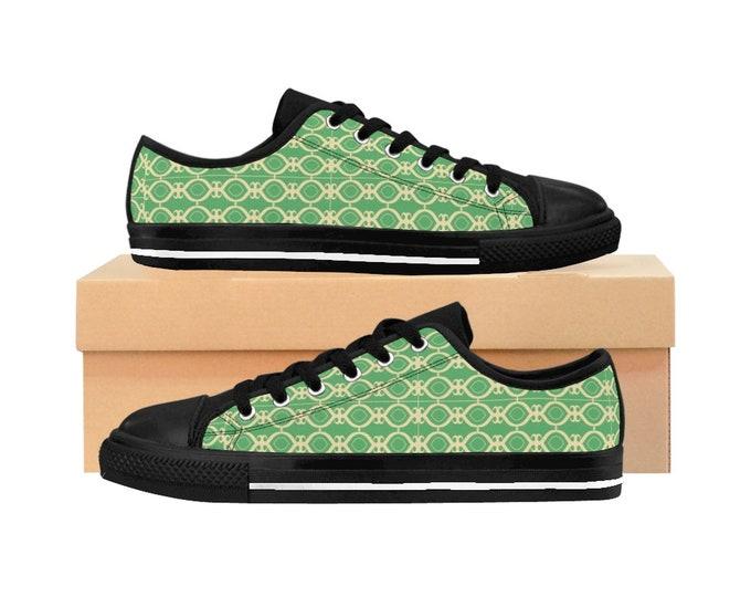 Women's Sneakers  Forever Green