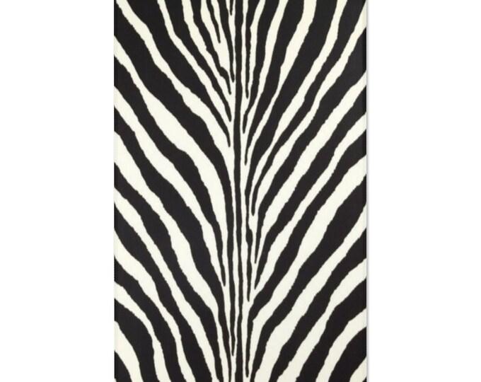 Area Rugs Zebra