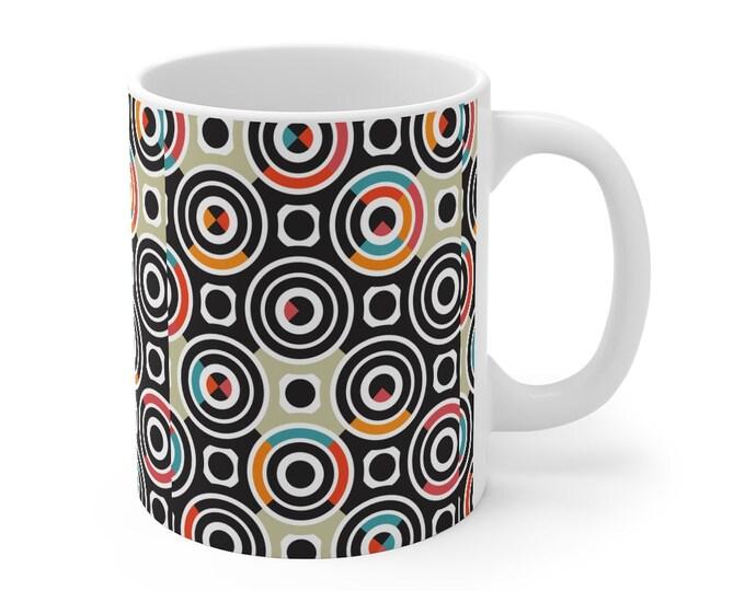 Mug 11oz Hot Cappuccino