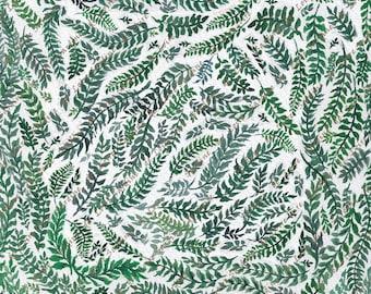 Digital Paper Ferns