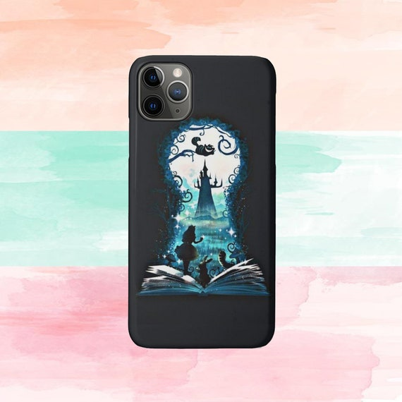 Alice in wonderland Case iPhone 12 Pro iPhone 11 Pro max iPhone XR iPhone xs max iPhone 8 plus iPhone 7 plus iPhone 6s iPhone se2