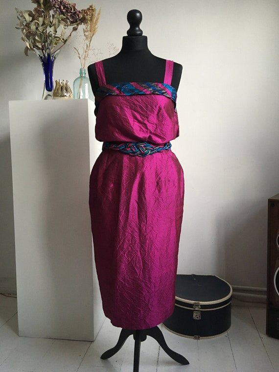 Pink Vintage suit