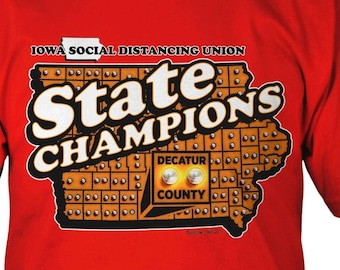 Social Distancing State Champions